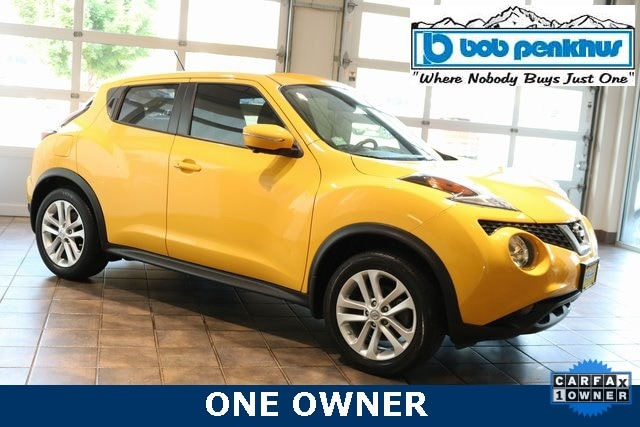 Used 2015 Nissan Juke SL SUV Colorado Springs