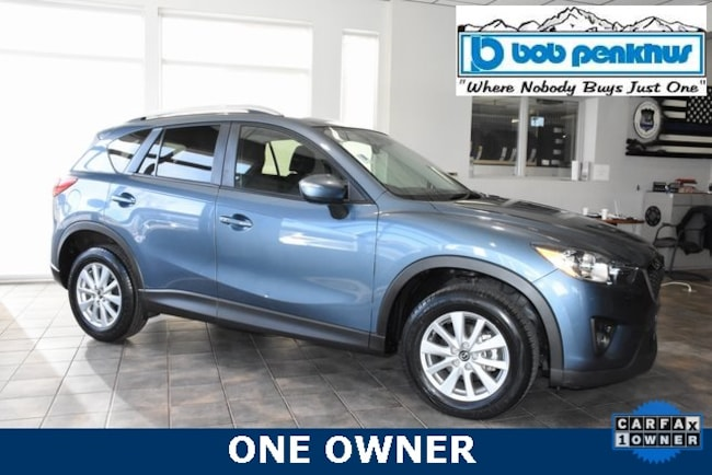 Used 2015 Mazda Mazda CX-5 Touring SUV Colorado Springs