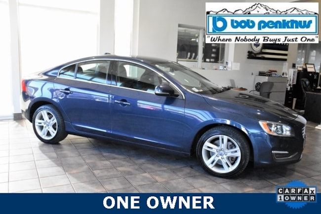 Used 2015 Volvo S60 T5 Premier Sedan in Colorado Springs, CO