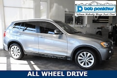 Used 2013 BMW X3 xDrive28i SAV Colorado Springs