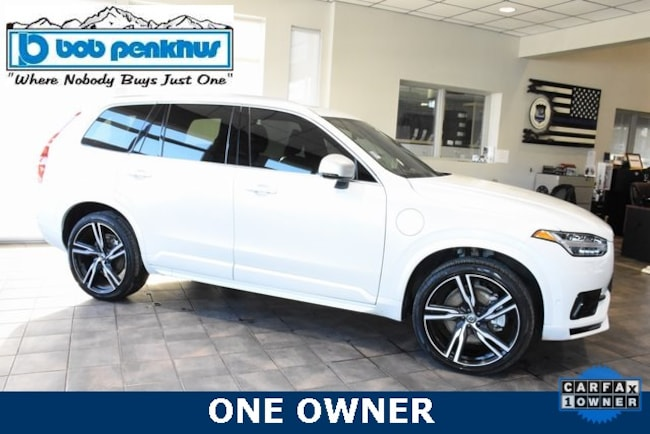 Used 2017 Volvo XC90 Hybrid T8 AWD R-Design SUV in Colorado Springs, CO