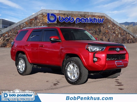2015 Toyota 4Runner Trail SUV
