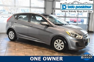 Used 2017 Hyundai Accent SE Hatchback KMHCT5AE1HU326000 in Colorado Springs, CO