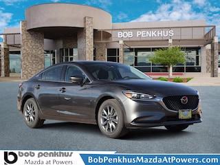 New 2020 Mazda Mazda6 Sport Sedan Colorado Springs