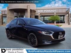 2021 Mazda Mazda3 2.5 Turbo Sedan
