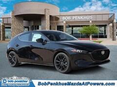 New 2020 Mazda Mazda3 w/Premium Pkg Hatchback Colorado Springs