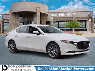 New 2020 Mazda Mazda3 Select Pkg Sedan Colorado Springs