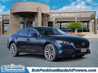 New 2020 Mazda Mazda6 Touring Sedan Colorado Springs