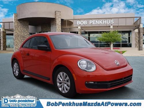 2016 Volkswagen Beetle Hatchback