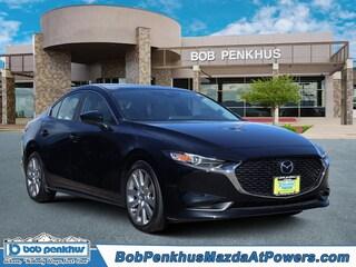 New 2020 Mazda Mazda3 w/Select Pkg Sedan Colorado Springs