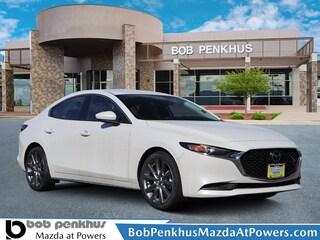 New 2020 Mazda Mazda3 Select Pkg Sedan Colorado Springs
