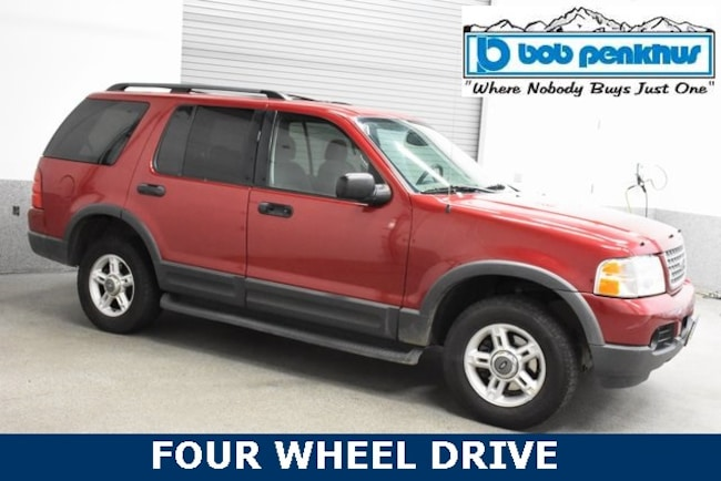 Used 2003 Ford Explorer SUV Colorado Springs