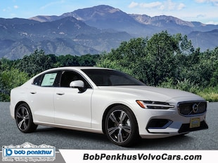 2020 Volvo S60 Hybrid T8 Inscription Sedan