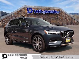 New 2021 Volvo XC60 Recharge Plug-In Hybrid T8 Inscription SUV Colorado Springs