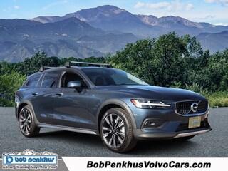 New 2020 Volvo V60 Cross Country T5 Wagon Colorado Springs