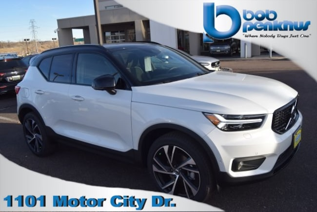 New 2019 Volvo XC40 T5 R-Design SUV for sale/lease Colorado Springs