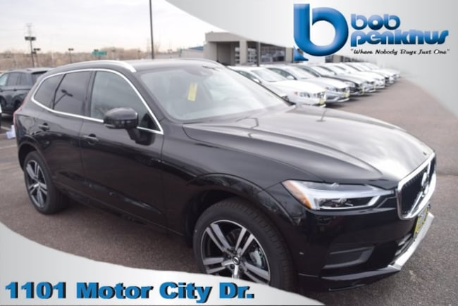 new 2018 Volvo XC60 T5 AWD Momentum SUV Colorado Springs