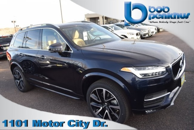 New 2019 Volvo XC90 T6 Momentum SUV for sale/lease Colorado Springs