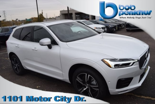 New 2019 Volvo XC60 T6 R-Design SUV for sale/lease Colorado Springs
