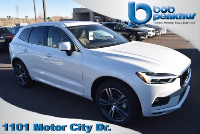 New 2019 Volvo XC60 T5 Momentum SUV for sale/lease Colorado Springs
