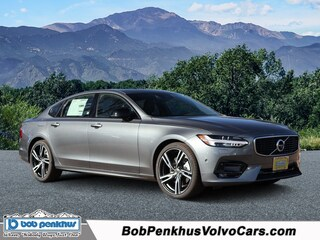 New 2020 Volvo S90 T6 R-Design Sedan Colorado Springs