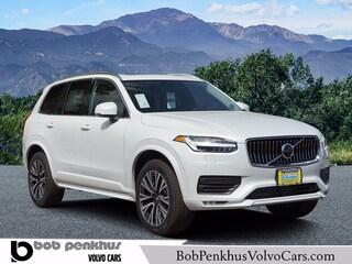 New 2020 Volvo XC90 T5 Momentum 7 Passenger SUV Colorado Springs