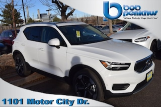 New 2019 Volvo XC40 T5 Momentum SUV YV4162UK3K2101886 Colorado Springs