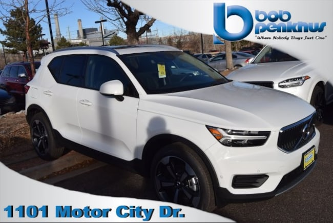 New 2019 Volvo XC40 T5 Momentum SUV for sale/lease Colorado Springs
