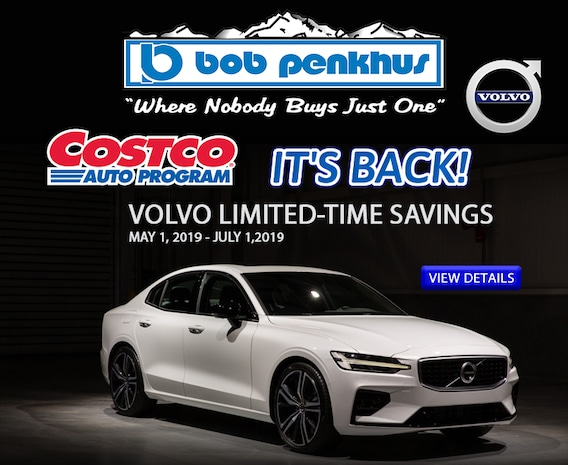 Costco Auto Program >> 2019 Volvo Costco Auto Program Bob Penkhus Volvo