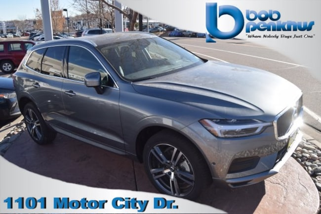 New 2019 Volvo XC60 T6 Momentum SUV for sale/lease Colorado Springs
