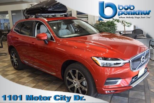 New 2019 Volvo XC60 T5 Inscription SUV for sale/lease Colorado Springs