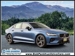 New 2020 Volvo S60 T6 R-Design Sedan Colorado Springs
