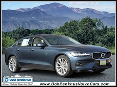 New 2020 Volvo S60 T6 Momentum Sedan Colorado Springs