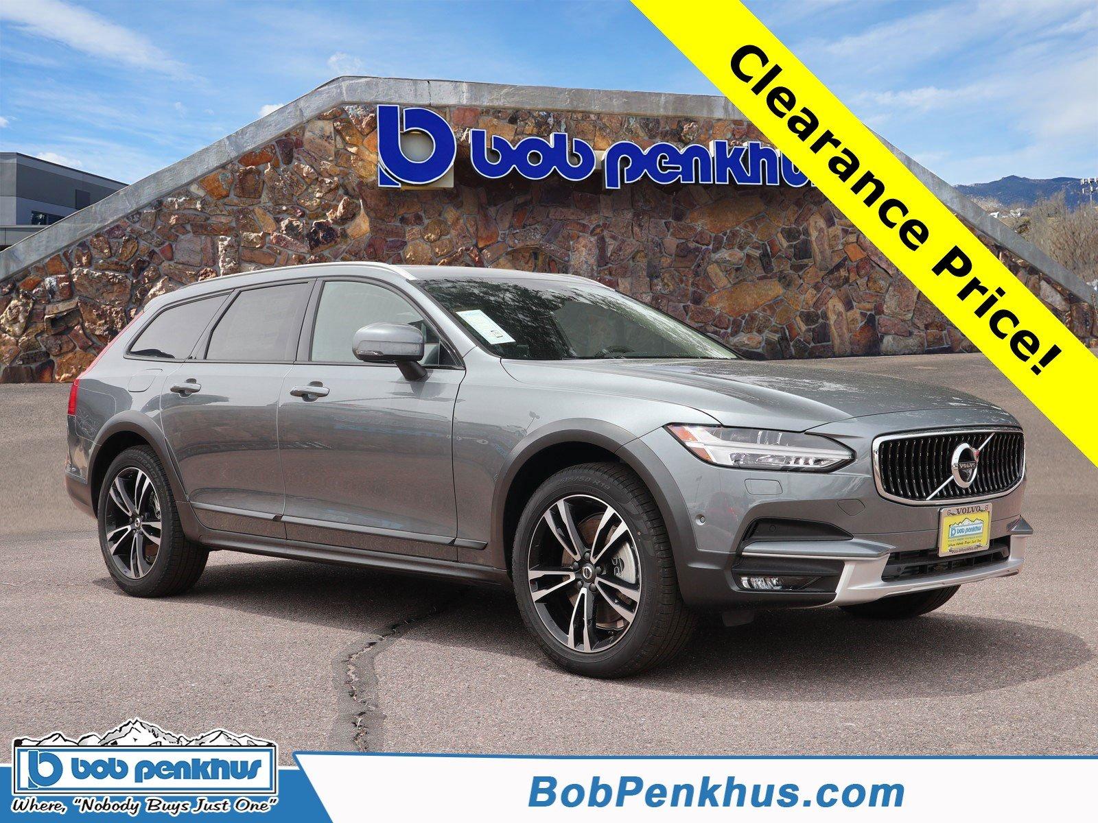 2019 Volvo V90 Cross Country T5 AWD