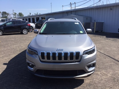 2019 Jeep Cherokee LIMITED FWD For Sale in Marianna FL