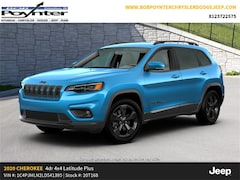 New 2020 Jeep Cherokee ALTITUDE 4X4 Sport Utility Columbus Indiana