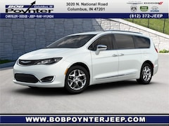 New 2020 Chrysler Pacifica Passenger Van Columbus Indiana