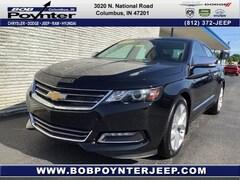 Used 2015 Chevrolet Impala Sedan Columbus Indiana