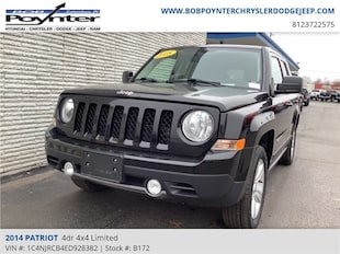 2014 Jeep Patriot Limited SUV