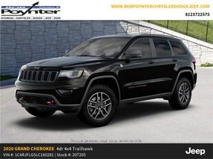 2020 Jeep Grand Cherokee TRAILHAWK 4X4 Sport Utility