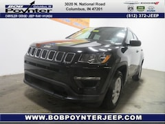Used 2018 Jeep Compass SUV Columbus Indiana