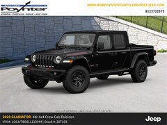 New 2020 Jeep Gladiator Rubicon Truck Columbus Indiana