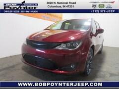 New 2019 Chrysler Pacifica Passenger Van Columbus Indiana