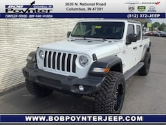 New 2020 Jeep Gladiator Crew Cab Columbus Indiana