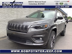 New 2019 Jeep Cherokee Sport Utility Columbus Indiana