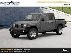 New 2020 Jeep Gladiator SPORT S 4X4 Crew Cab Columbus Indiana
