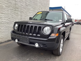 2014 Jeep Patriot Limited SUV