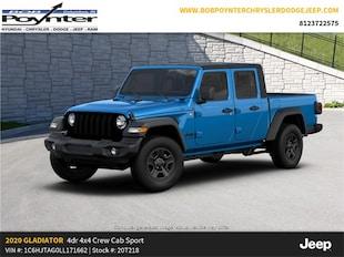 2020 Jeep Gladiator SPORT 4X4 Crew Cab