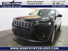New 2019 Jeep Cherokee Sport Utility Columbus Indiana