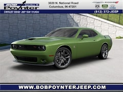 New 2019 Dodge Challenger Coupe Columbus Indiana